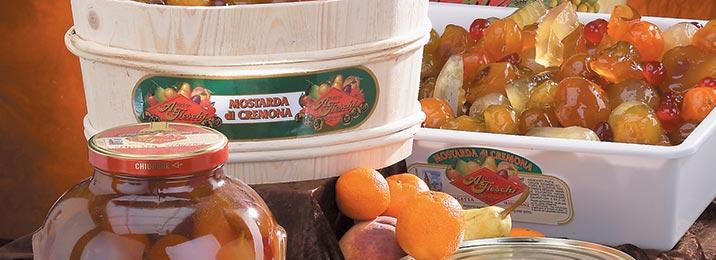 Abbinare Mostarda di Cremona