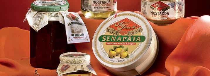 """Mostarda di Mele Cotogne """"Senapata"""""""